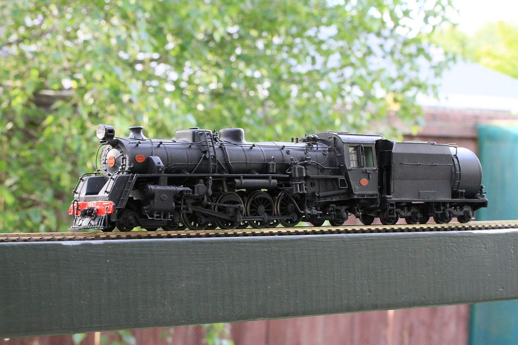Brian's place - Models-NZ Railway S Scale